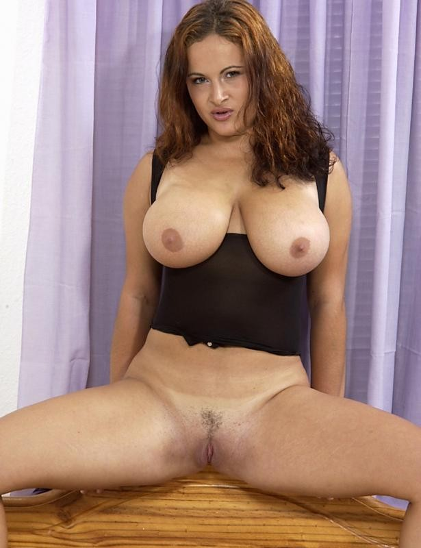 Horny big titted women