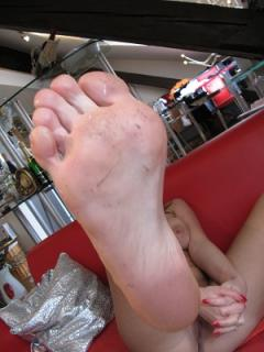 Foot Mistress Arianne